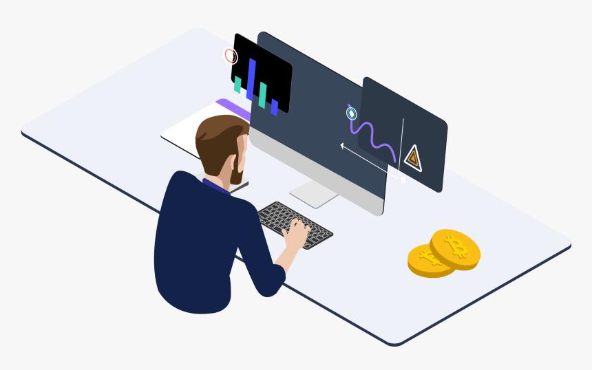 Les traders de crypto-monnaie prennent des risques plus importants que les investisseurs en actions
